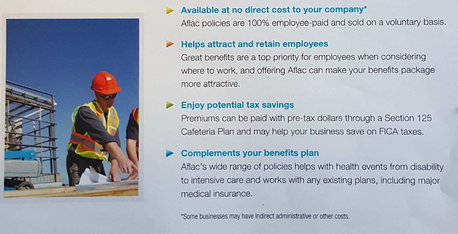 Aflac Voluntary Benefits That Help With Out Of Pocket Expenses Due