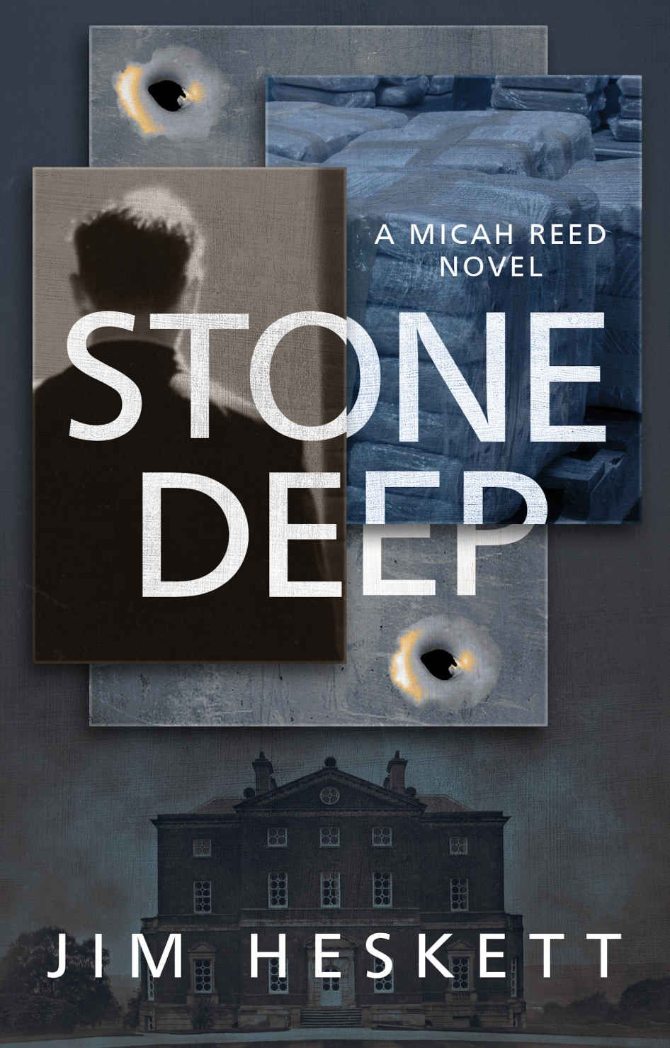 Book Cover Design Kindle ~ Stone deep micah reed book 5 kindle edition by jim heskett