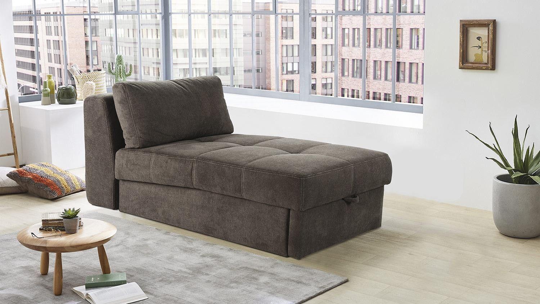 Schlafsofa Recamiere Luxury Recamiere Robin Schlafsofa Sofa Polstersofa Liege Braun In 2020 Home Decor Home Furniture