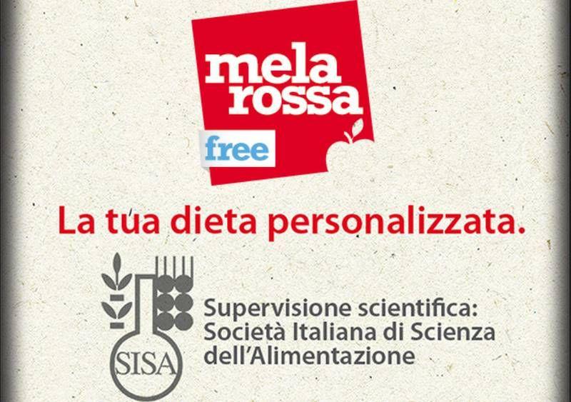 applicazione dieta personalizzata
