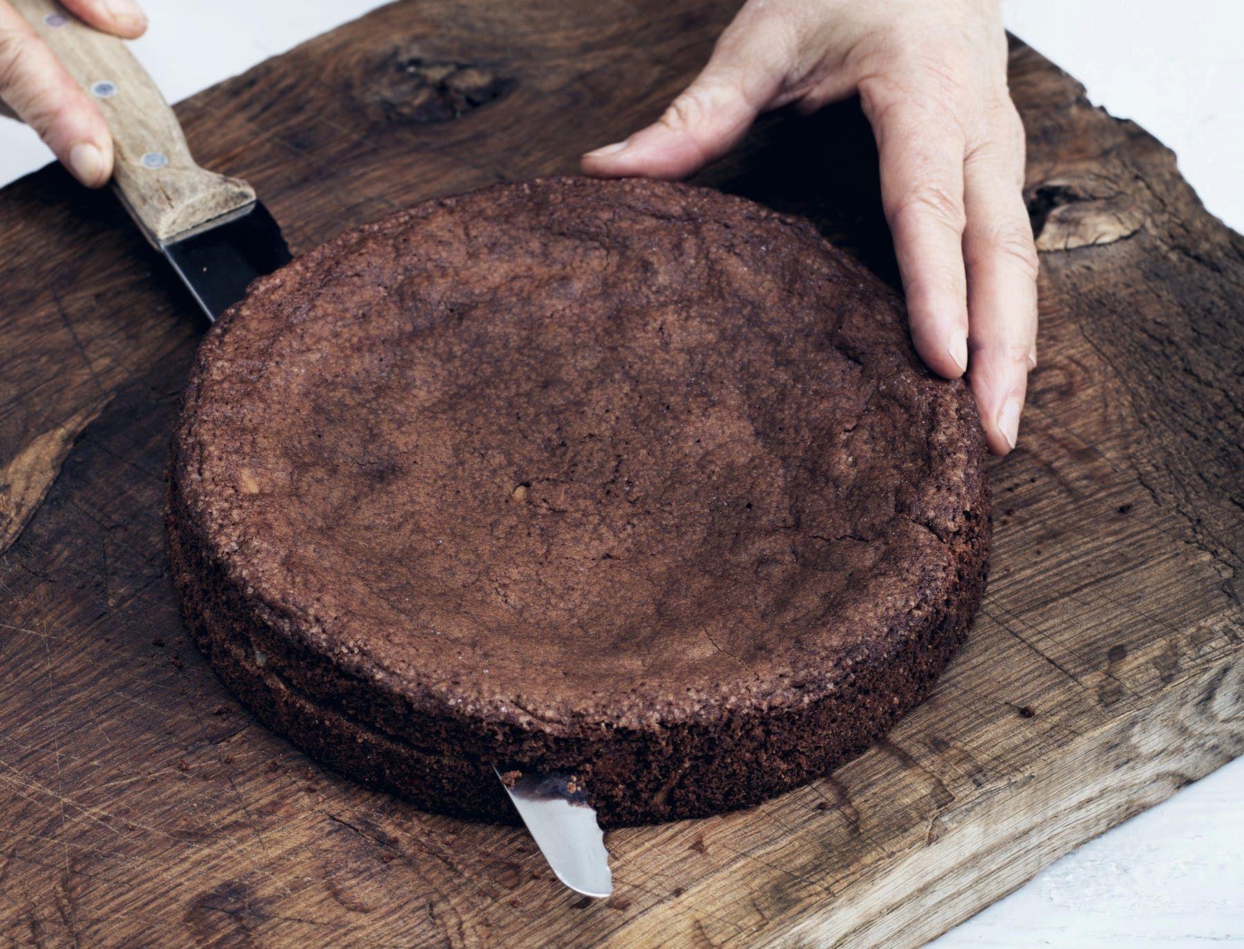 Lagkagebunde Med Kakao Opskrift Lagkage Mad Ideer Kage