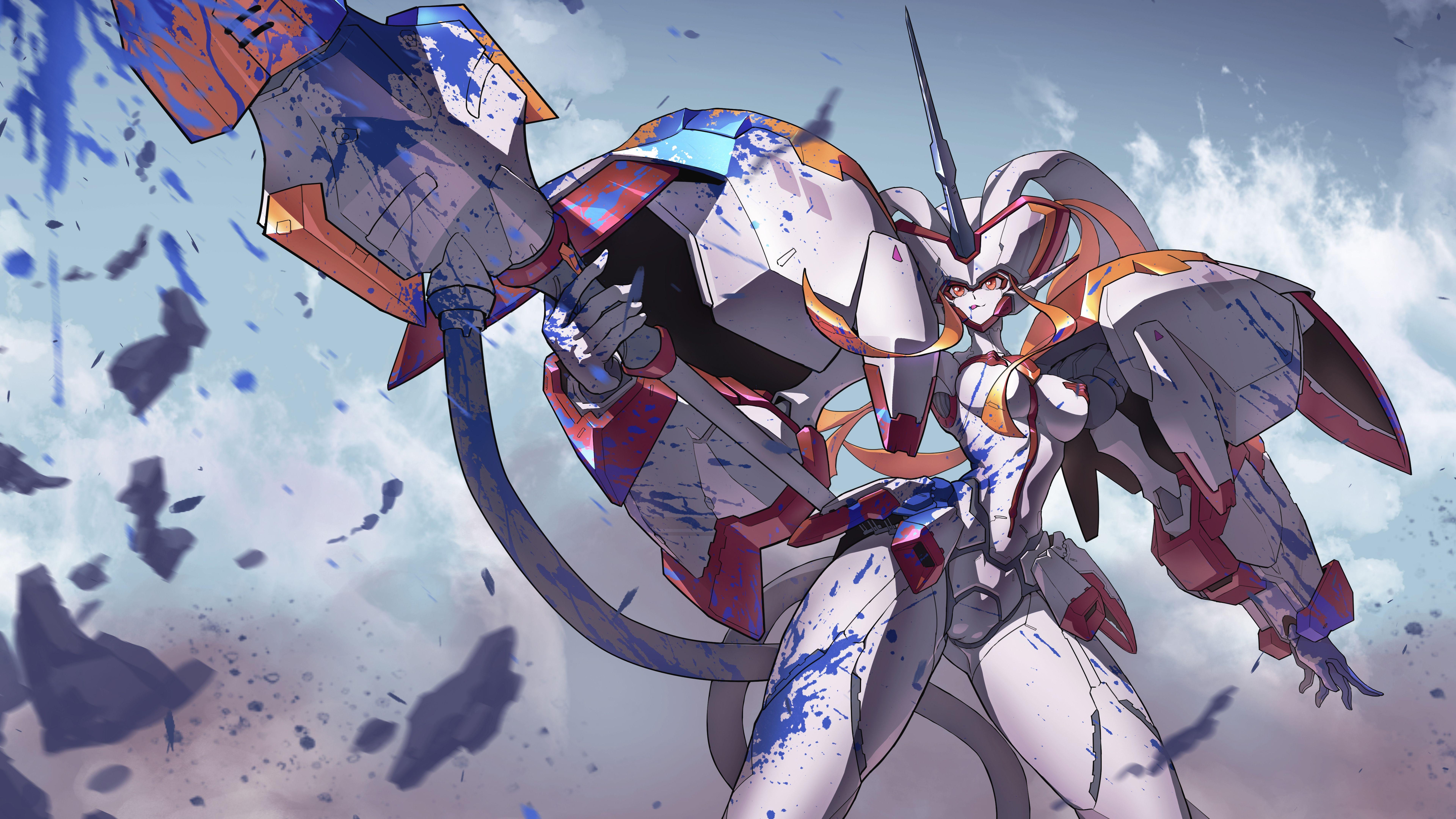 Открытка для, стрелиция картинки аниме