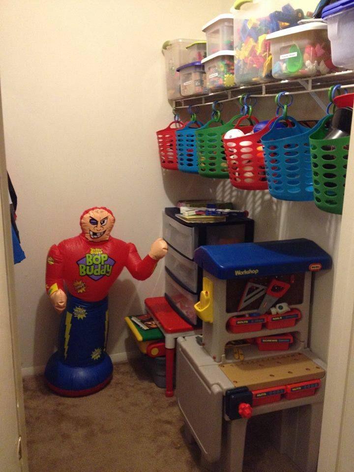 Kids Closet Organization Ideas Diy Ikea Hacks