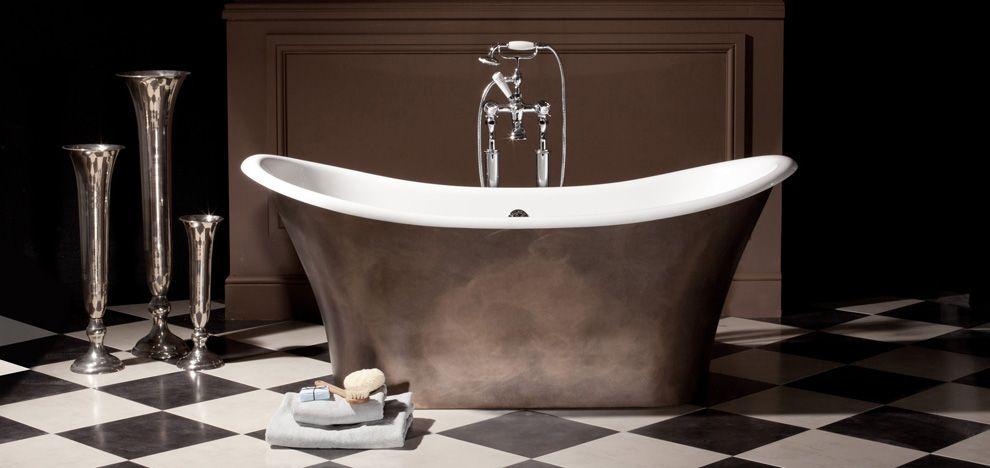 Apollo Free Standing Bath Tub   Albion Bath Co