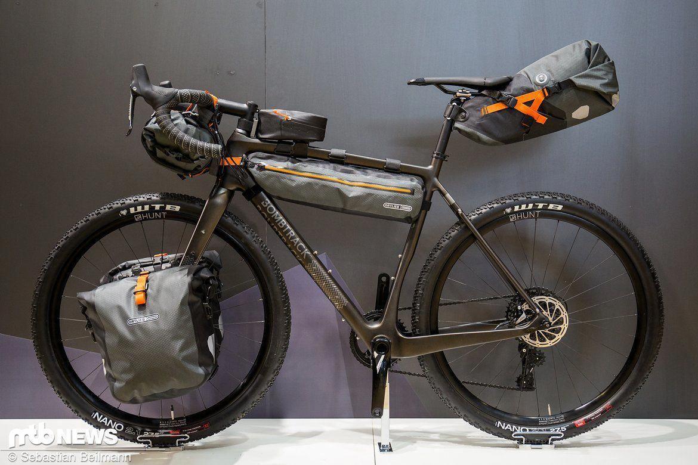So Gibt Sich Die Neue Kollektion Die Auf Das Thema Bikepacking