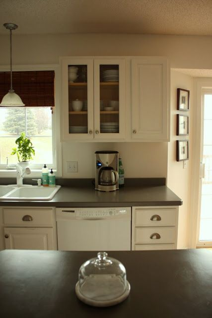 Diy Show Off Replacing Kitchen Countertops Kitchen Remodel