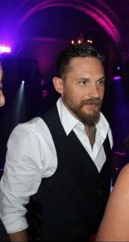 Tom Hardy - Legend | World Premiere  (After party) England - September 3, 2015.