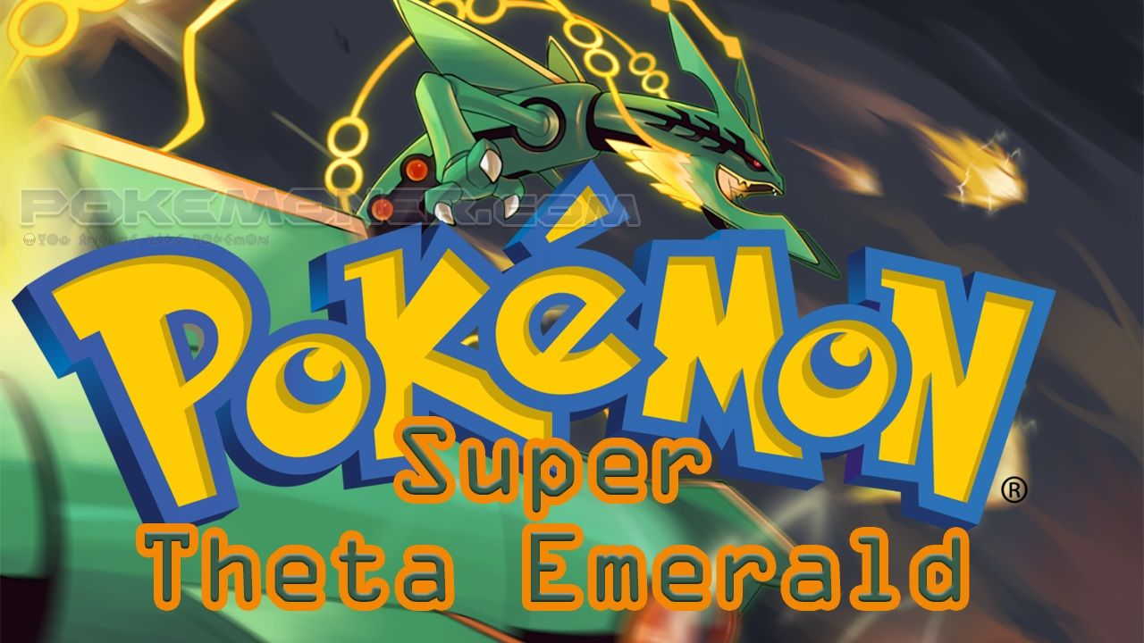 Pokemon Super Theta Emerald | Pokemon Conquest Rom | Pokemon super