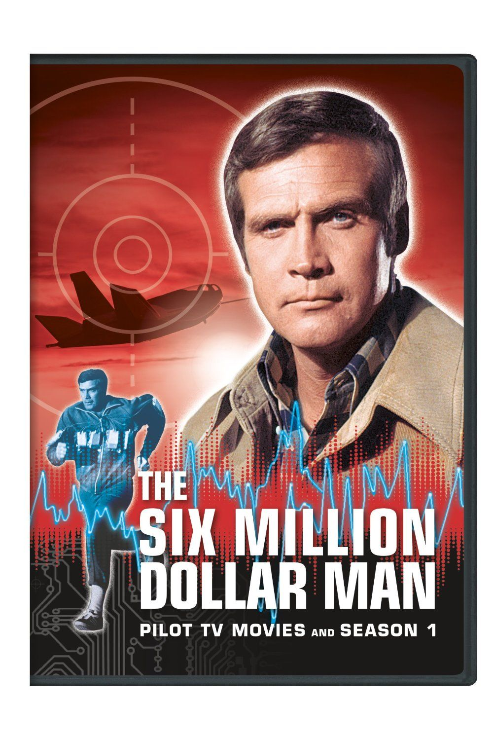The Six Million Dollar Man Season One Lee Majors Richard Anderson Movies Tv Best Tv Shows Men Tv Classic Tv