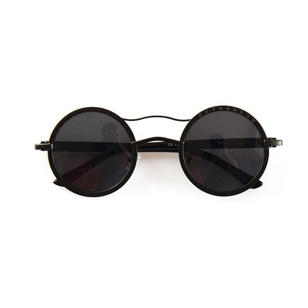 dc0df1c8b839 Chicnova Fashion Vintage Reflective Multiple Color Sunglasses (725 RUB) ❤  liked on Polyvore featuring accessories