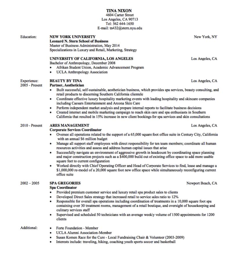 entrepreneur resume sample http exampleresumecv org entrepreneur