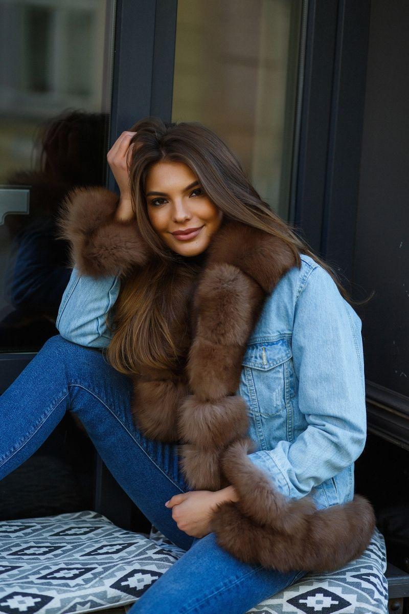 c852e85cbe09 Джинсовки с мехом и джинсовые Зимняя Мода, Верхнее Покрытие, Мода В Стиле  Бохо,