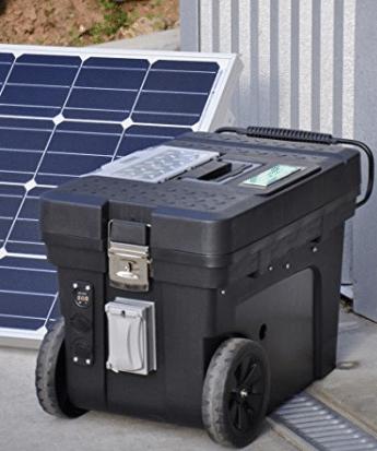 Top 10 Best Solar Generators In 2020 Reviews Buyer S Guide Solar Heating Solar Generators Solar Panels