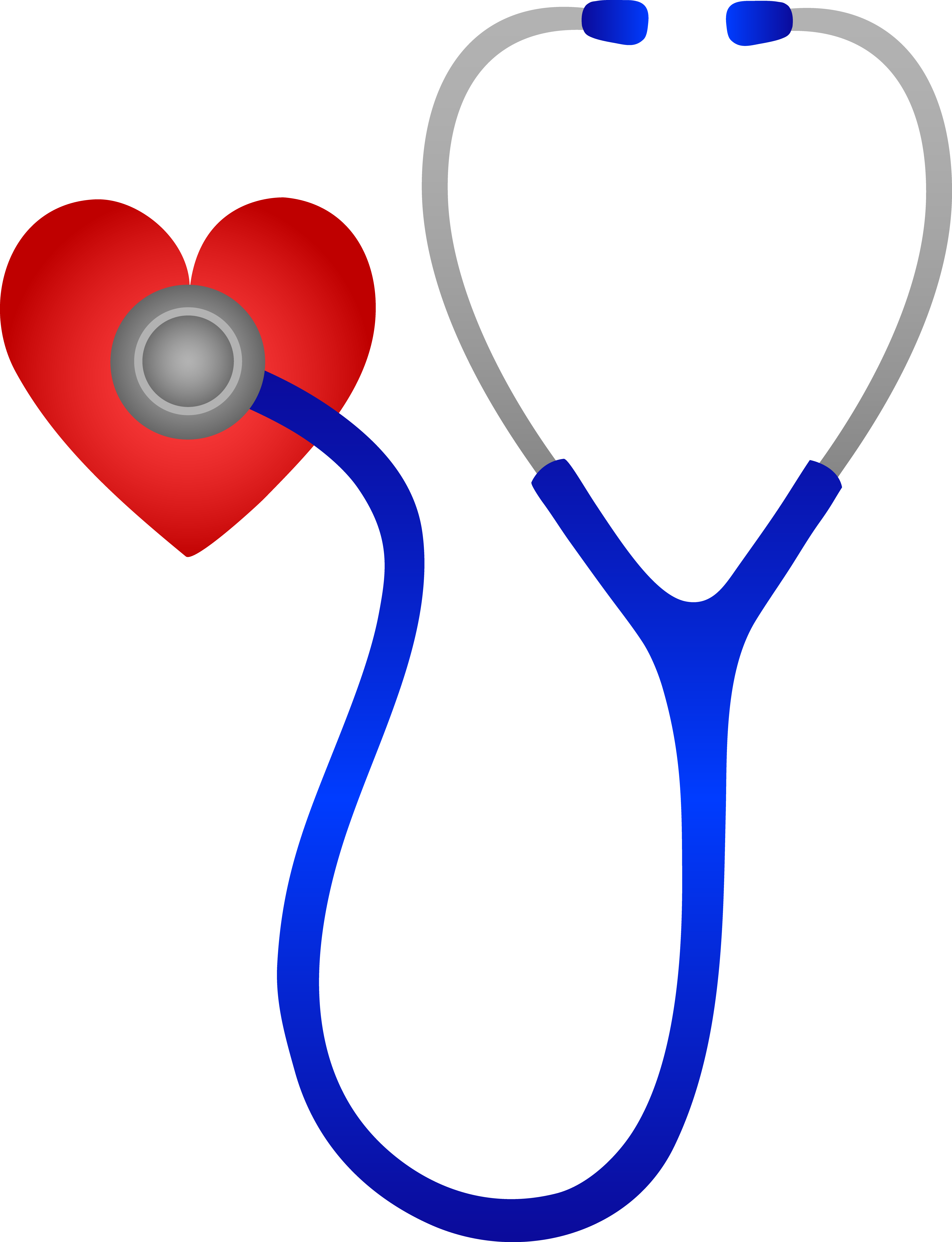 Blue Stethoscope and Red Heart | Dr.❤ | Pinterest | Stethoscope ... for Stethoscope Illustration Png  166kxo
