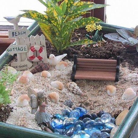 beach garden fairies - Bing Images