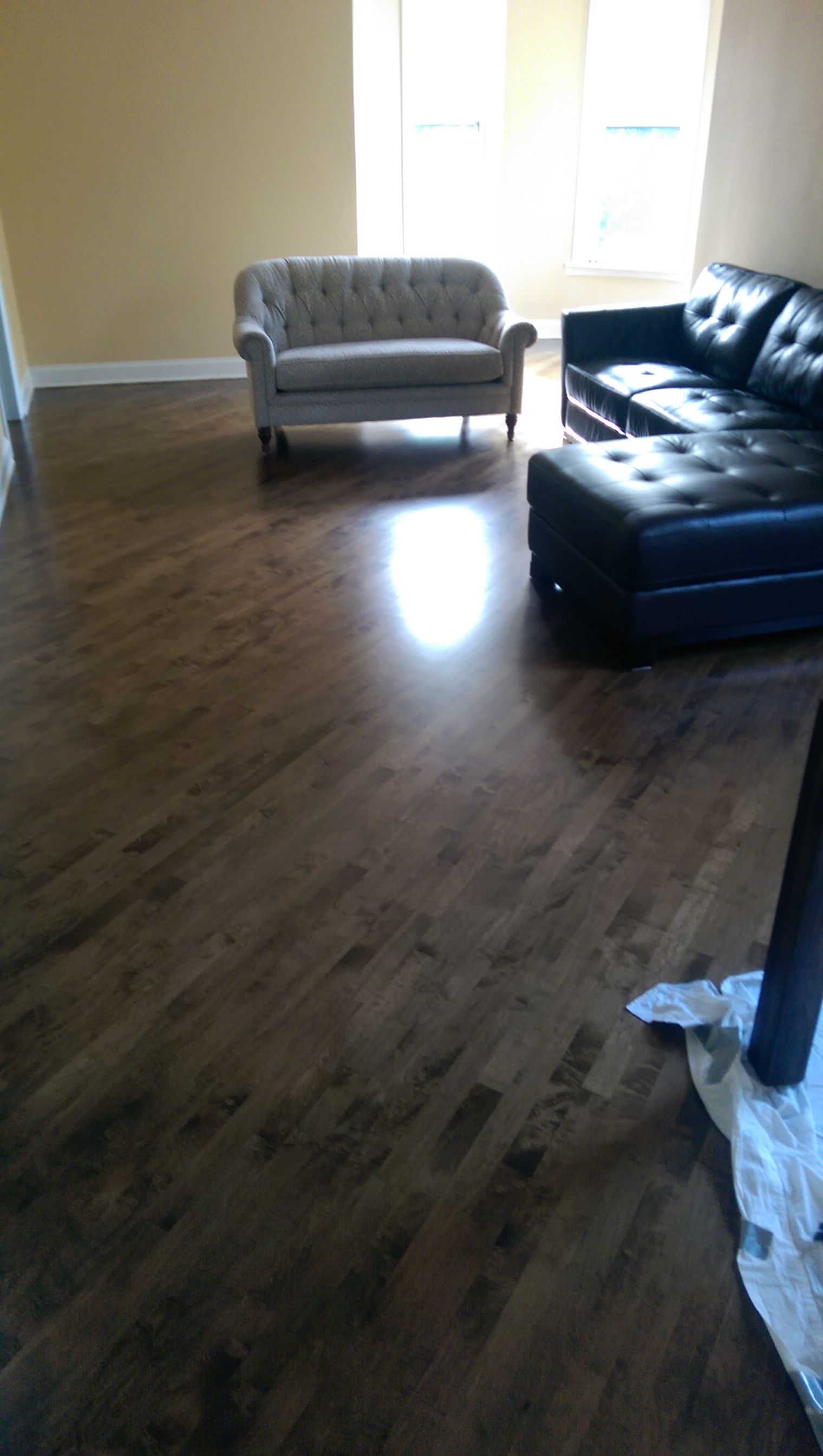 Maple Stained Using Antique Brown Maple Wood Flooring Wood Floor Colors Wood Floor Finishes