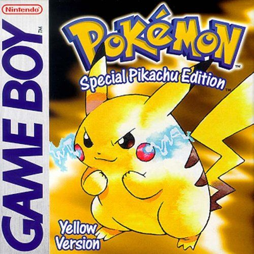 Pokemon Yellow Version Gameboy Juegos De Pokemon Juegos De Consola Pokemon