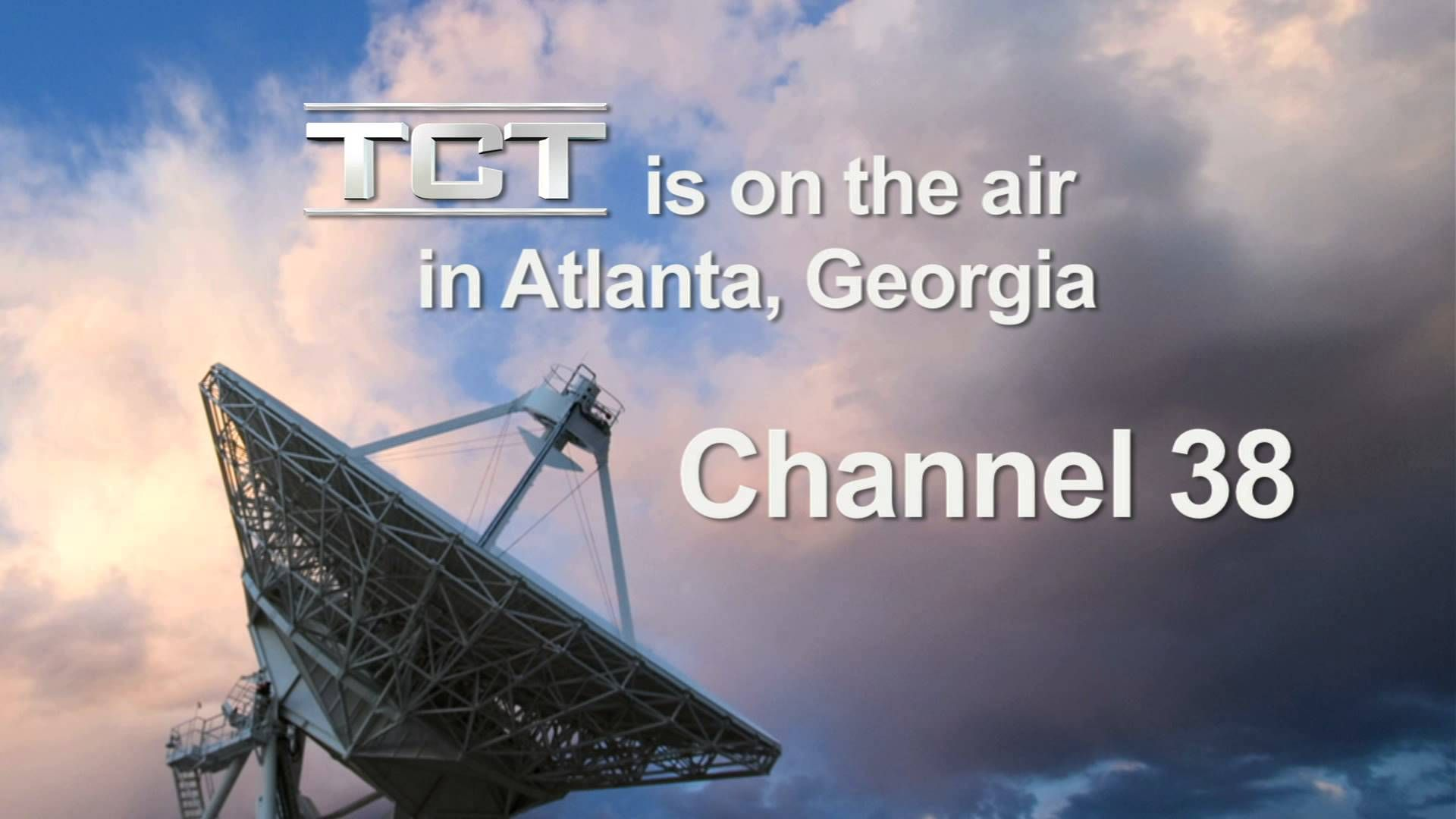 TCT's WIGL TV 38 Atlanta, GA is on the air! (With images