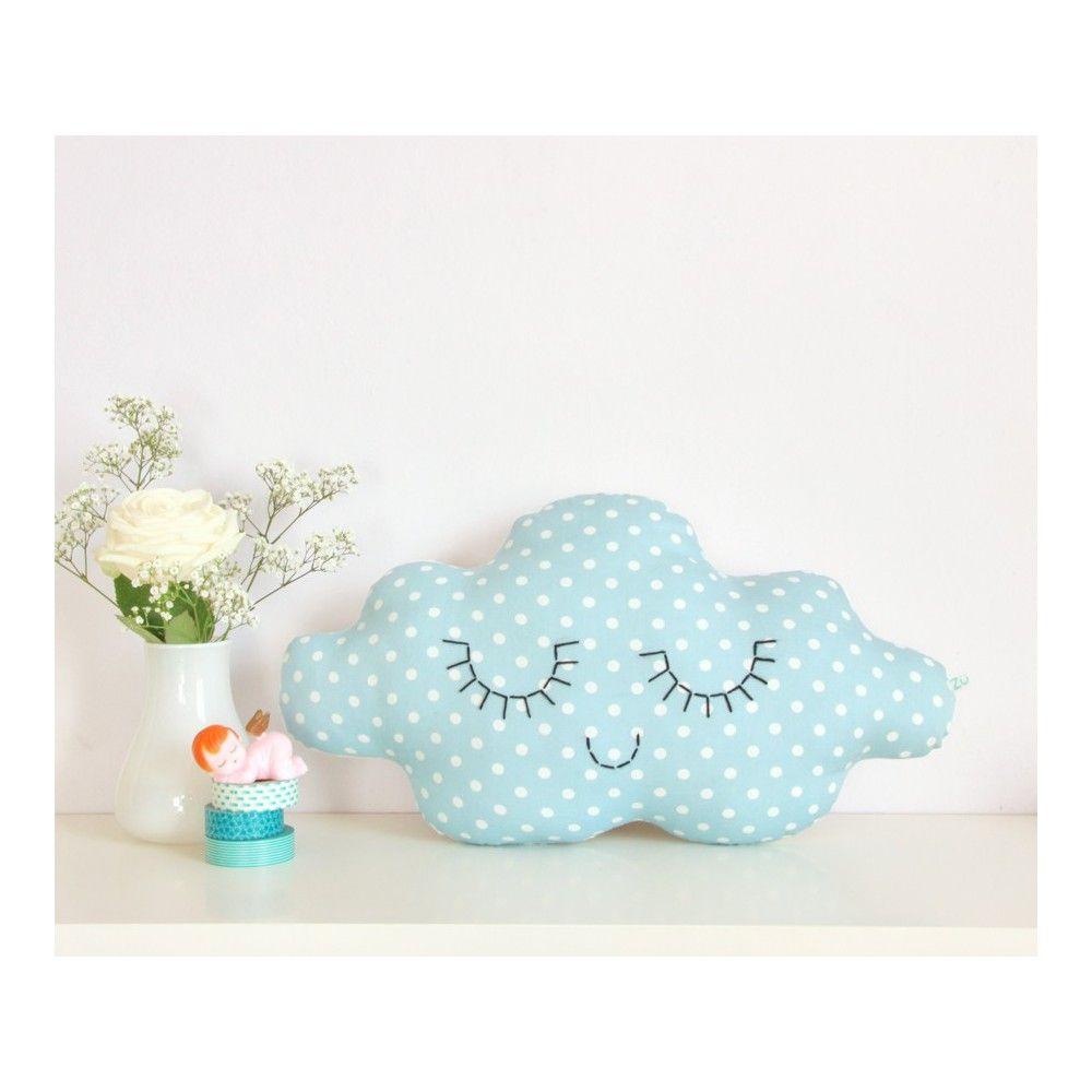 Cloud Pillow Blue Tender - Zü - French Blossom