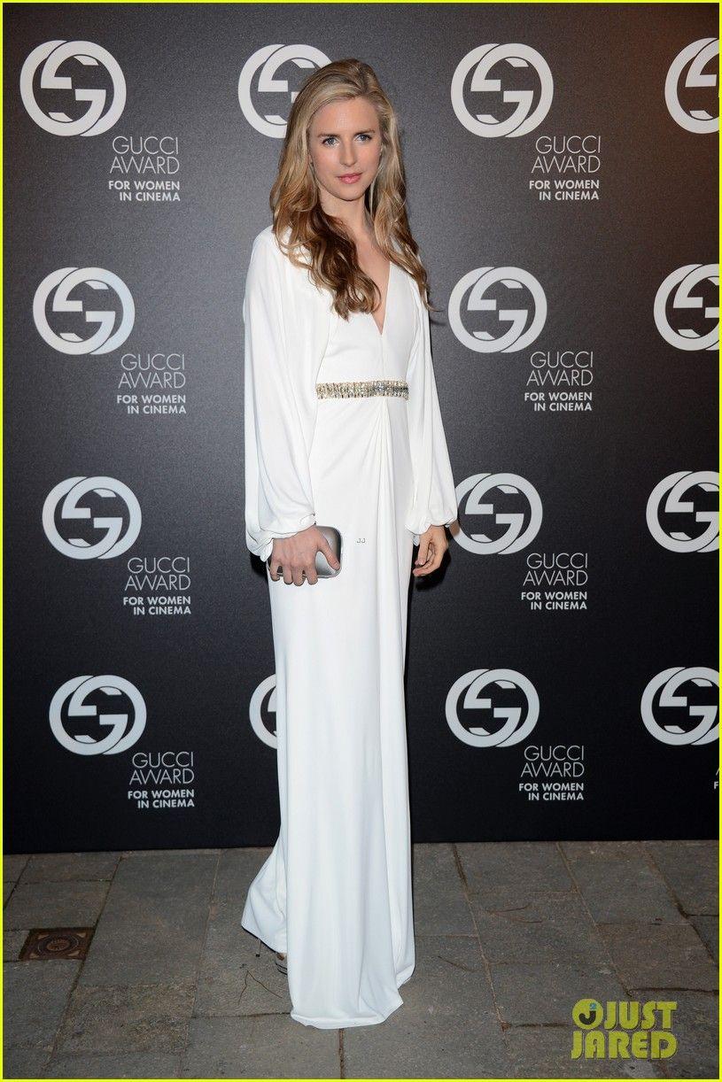 Gucci award for women in cinema brit marling guccivenezia gucci