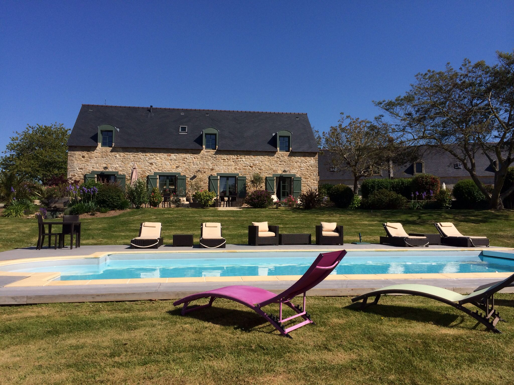 La Ferme Saint-Vennec Chambres Du0027hôtes Et Gîtes De Charmes En Bretagne Avec