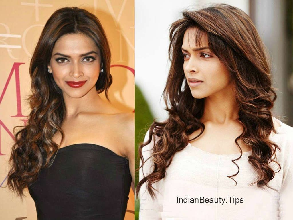 Deepika Padukone Layered Haircut Google Search Deepika Padukone Hair Style Stylish Actresses