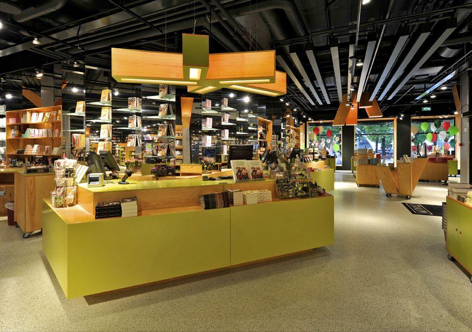 Galería de Librería Tanum / JVA - 1 Librerías, Tiendas y Bonitas - libreria diseo