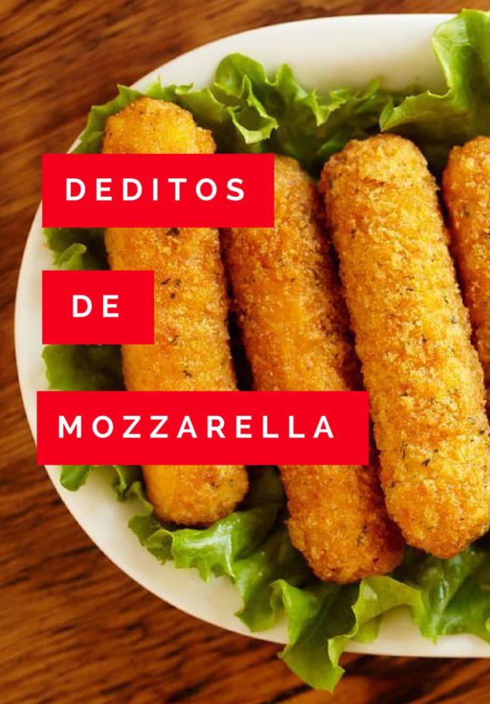 mozzarella sticks big