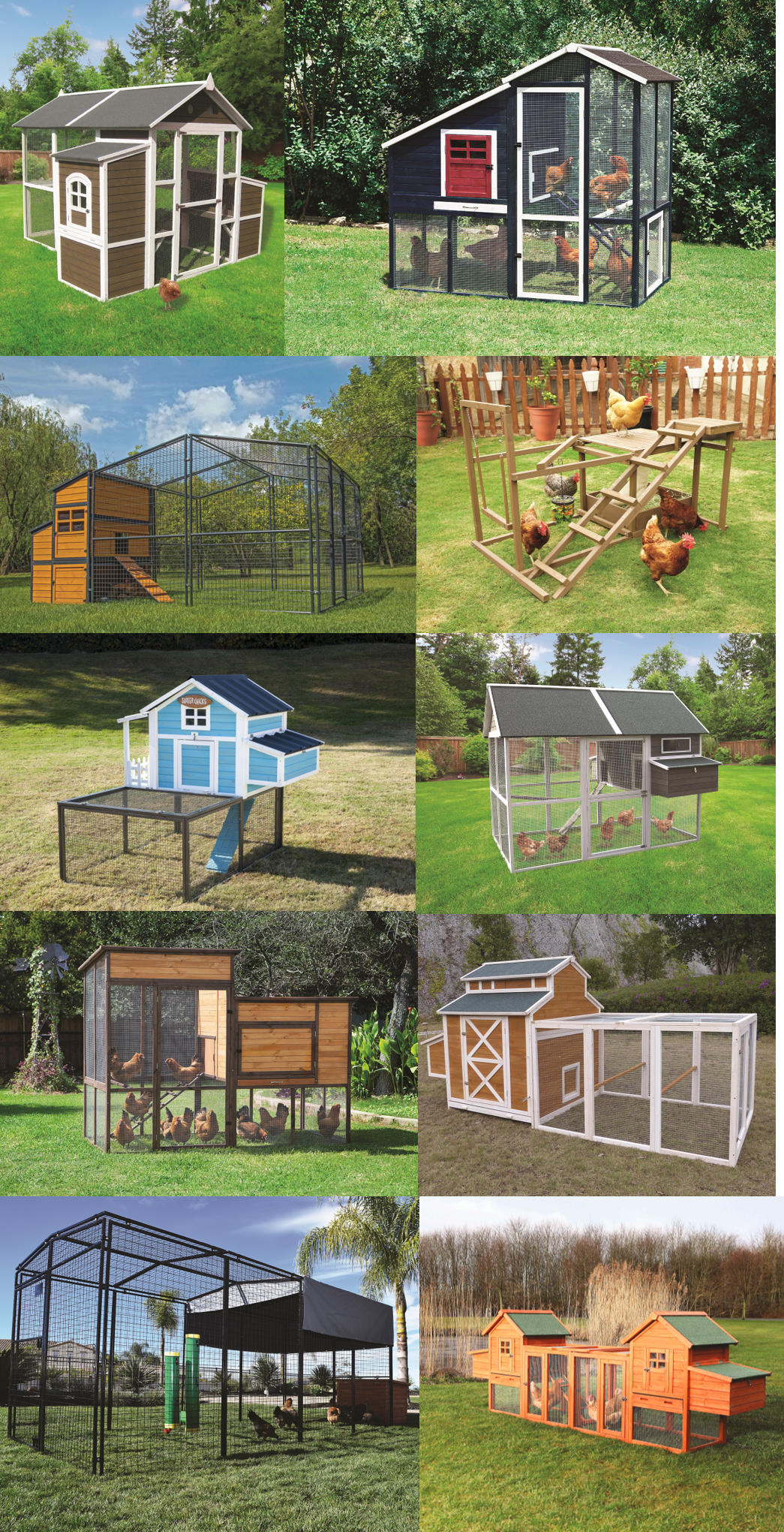 So Many Best Selling Chicken Coops For Your Flocks 49 Flat Rate Shipping Homesteading Sust Chickens Backyard Urban Chicken Farming Backyard Chicken Coops