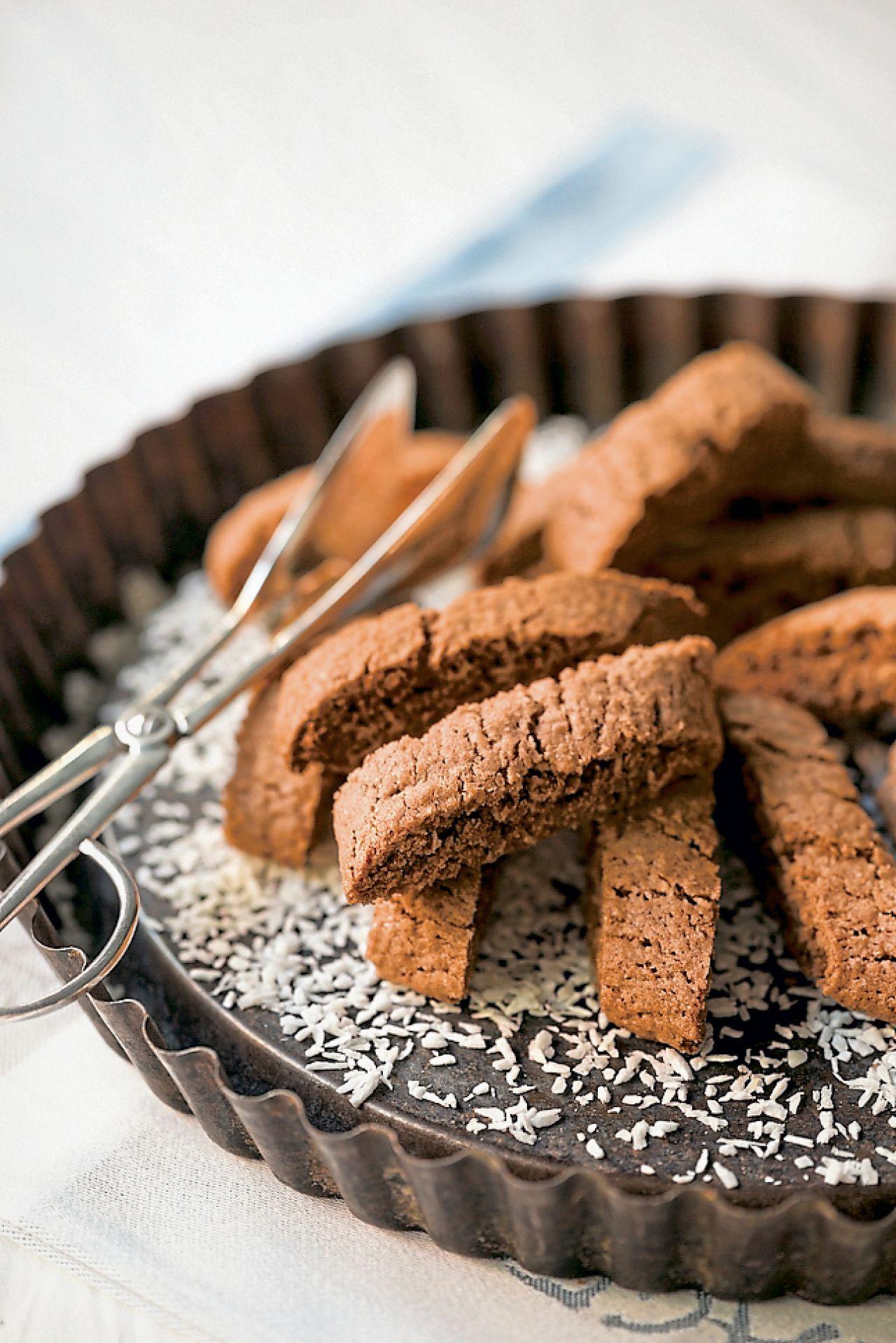 Berliner Brot Mit Kokosflocken Rezept Plätzchen Schätzchen