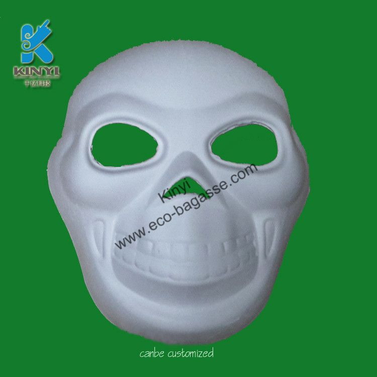 Plain White Masks To Decorate Fascinating White Skull Masks Paper Pulp Masks White Scary Masks Paper Pulp Inspiration