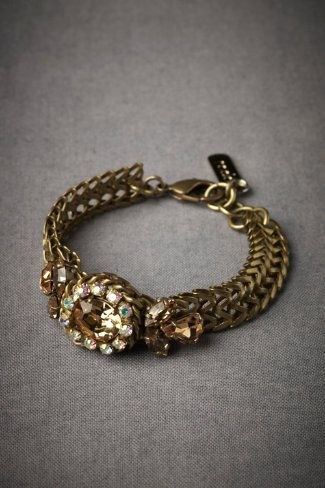 Dulcet Bracelet by Rada from BHLDN