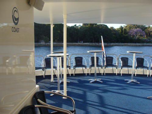 Luxury Boat Charter Sydney Harbour Wedding Cruises