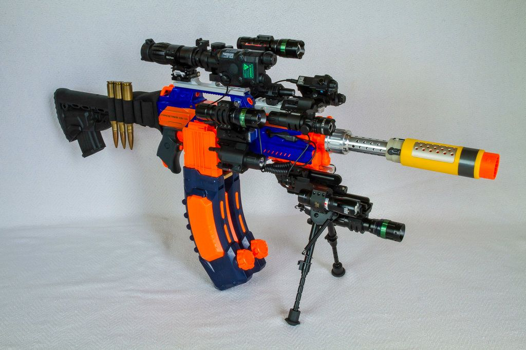 Rapidstrike Dual Banana Clips By Gregheffner Tacticool To The