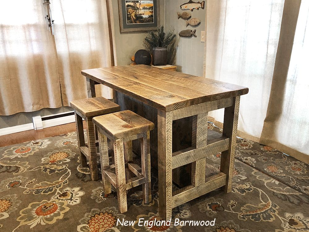 Farmhouse Table Rustic Island Farm Table Kitchen Island Localpickuponly Kitchen Cart Rustic Dining Table Butcher Block Island Side Table With Images Rustic Farmhouse Kitchen Farmhouse Table Farmhouse Kitchen Island