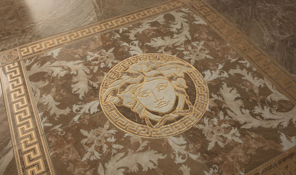 Versace Marble With Images Versace Home Versace Tiles House