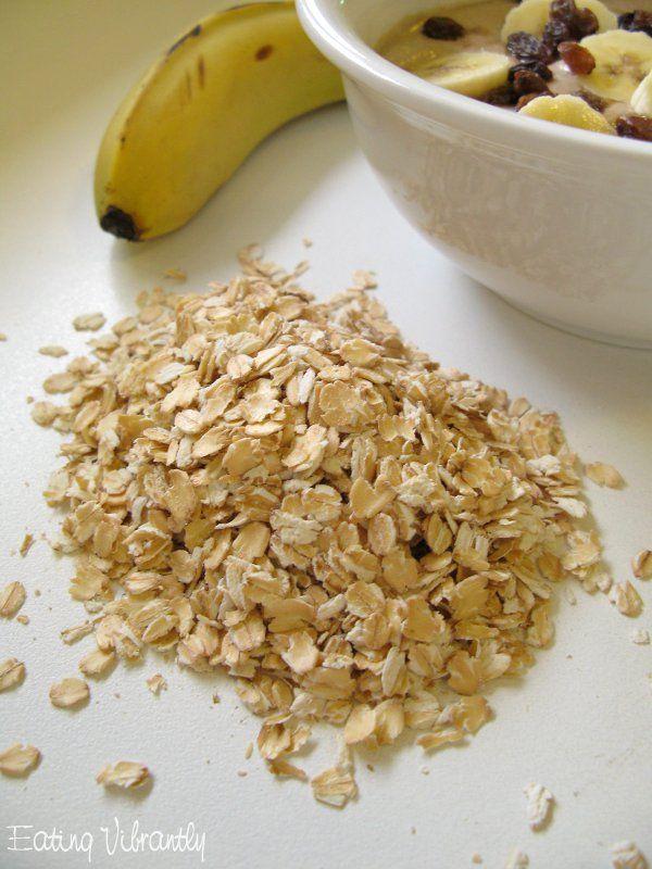 Raw Banana Oatmeal Porridge Recipe - Eating Vibrantly