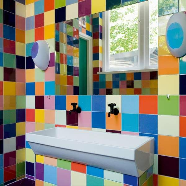 Mosa Colors » Mosa. Tegels. | badkamer | Pinterest