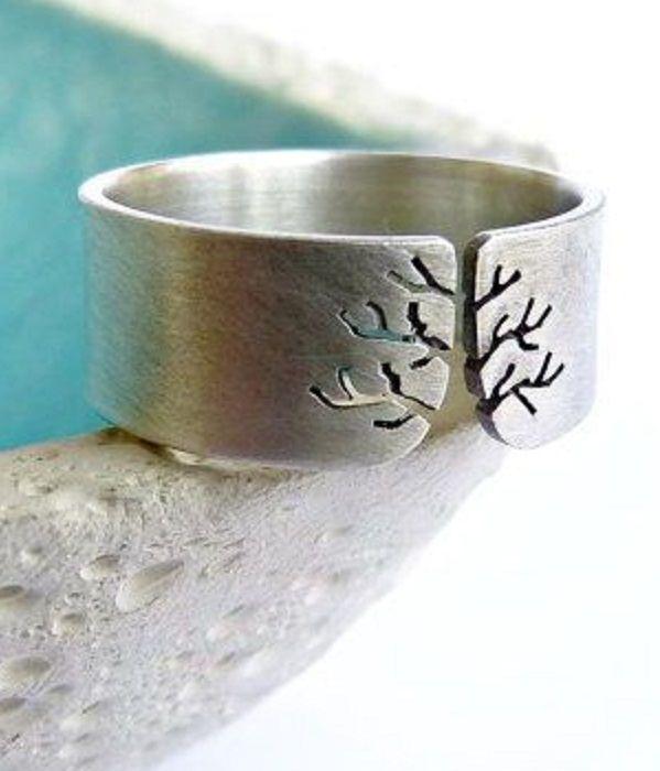 Autumn Tree ring