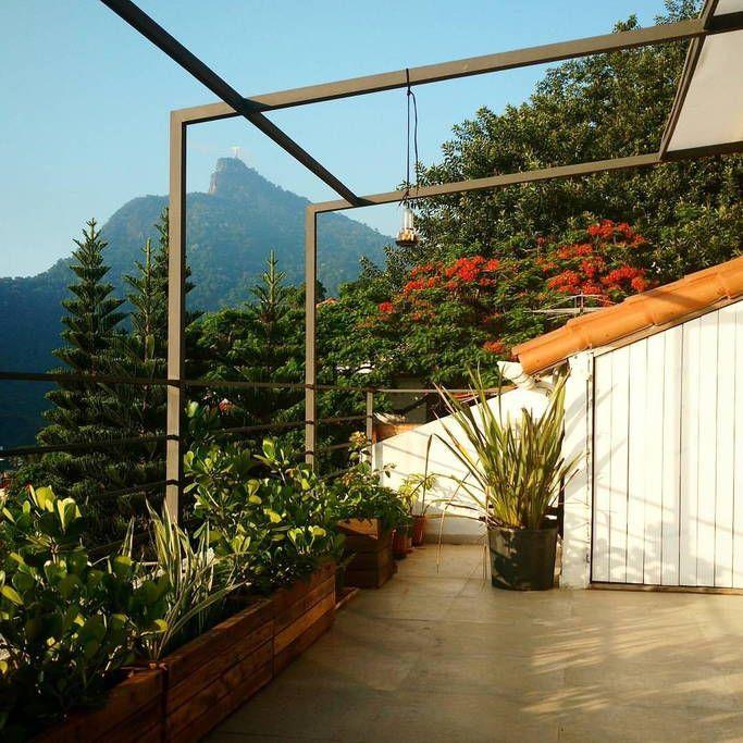 Ganhe uma noite no Estúdio estiloso, vista maravilhosa - Casas para Alugar em Rio de Janeiro no Airbnb!