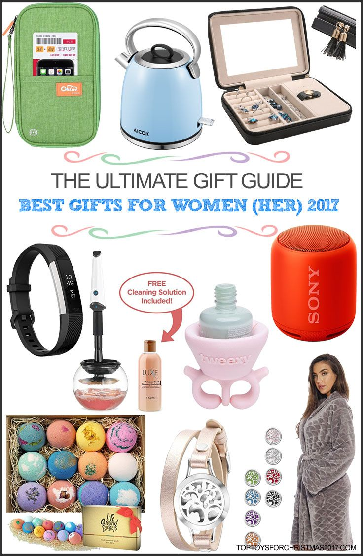 Best gifts for women 2017 her top christmas gifts 2017