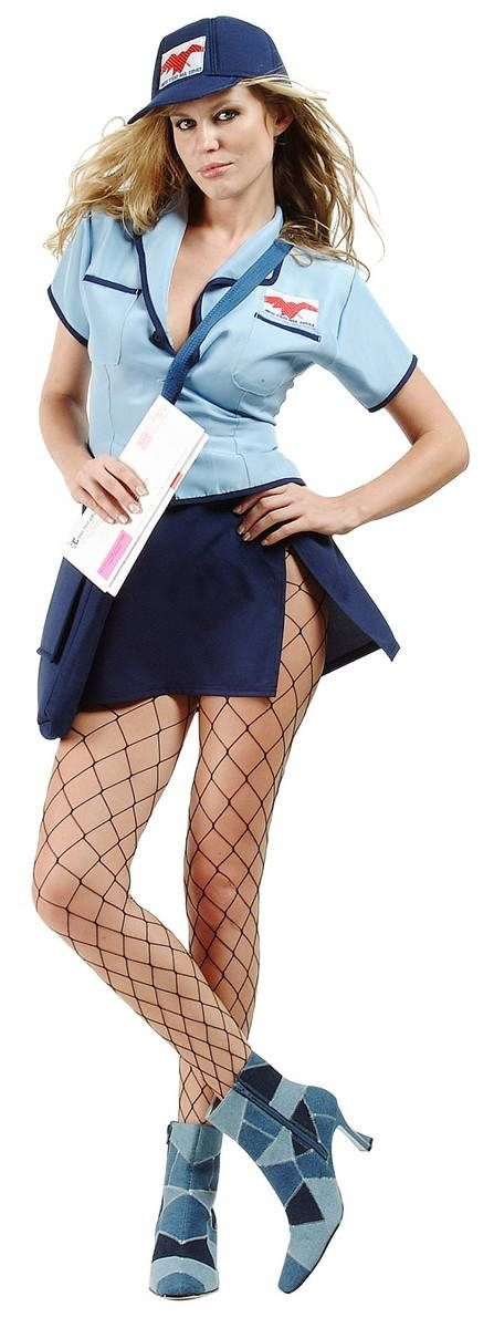 Sexy post office girl costume post office uniform sexy mail sexy post office girl costume post office uniform sexy mail delivery costume sciox Choice Image