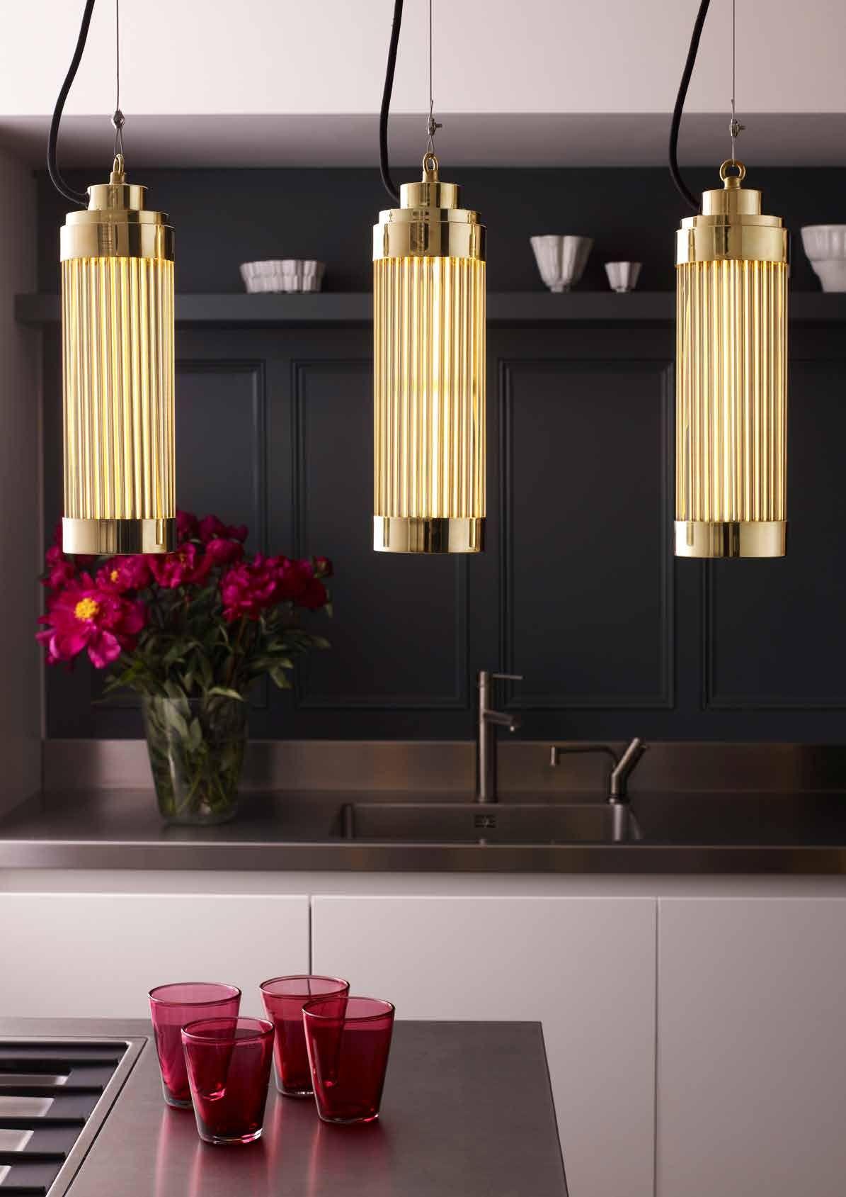 Exklusive Art Deco Pendelleuchte Mit Kristallglas Led Casa Lumi Pendelleuchte Modernes Mobeldesign Kristallglas