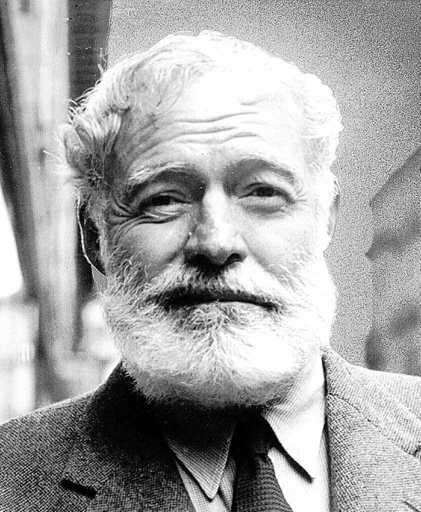 If I only had a typewriter to work like his did. Ernest Hemingway.