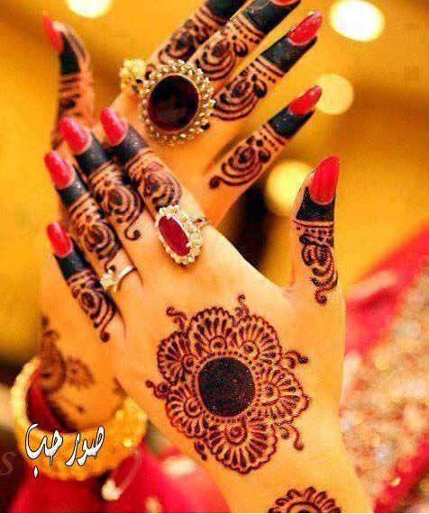 اجمل وارق نقوش حنة للعرايس 2014 2015 نقش حناء سودانية و عمانية Best Mehndi Designs Latest Mehndi Designs Mehndi Designs For Girls