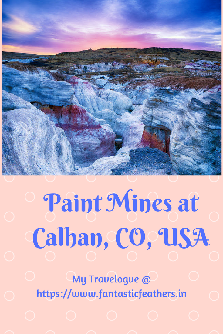 Colorful Geological Formations Interpretive Paint Mines Calhan Co Usa Colorado Travel Colorado Hiking Trails Colorado Vacation