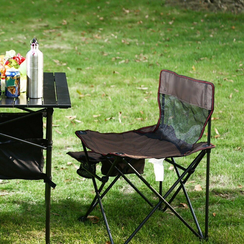 Brilliant Oxford Cloth Ultralight Fishing Chairs Portable Folding Evergreenethics Interior Chair Design Evergreenethicsorg