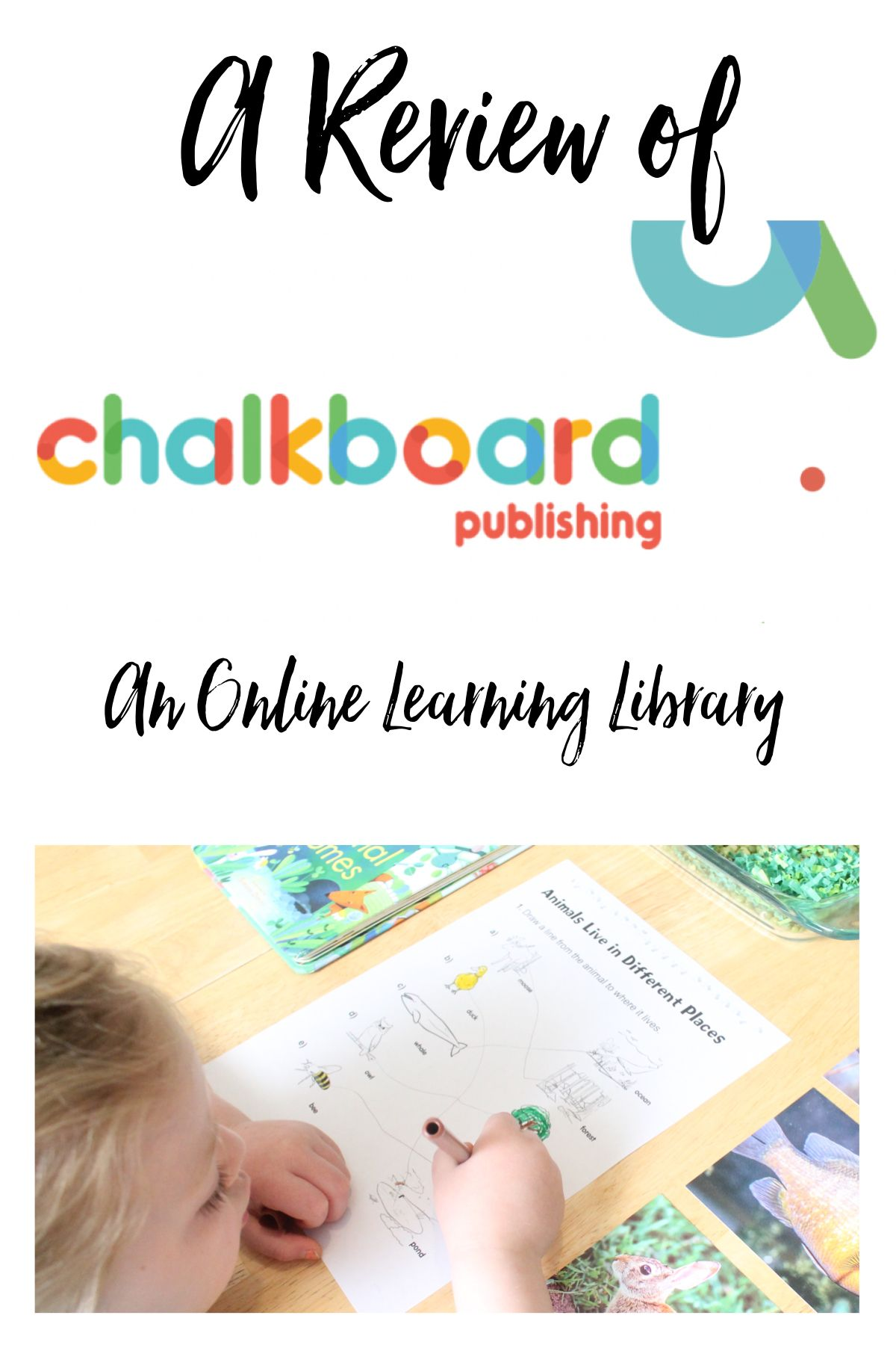 A Review Of Chalkboard Publishing An Online Learning