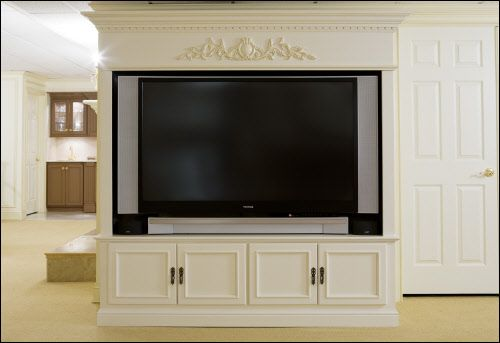 TV Cabinet detail for top if cabinet Home Pinterest Custom