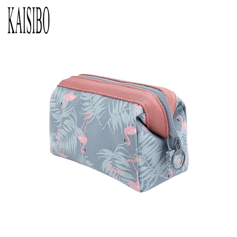 ead68361a1 KAISIBO New Makeup Bag Portable Travel Cosmetic Bag Waterproof Wash Pouch  Multifunction Make Up Storage Travel